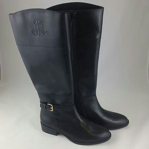 Lauren Ralph Lauren Women's Makenzie Boot, 6.5M